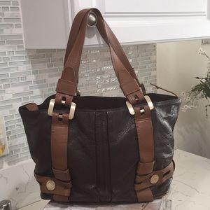 Pristine soft leather Michael Kors handbag